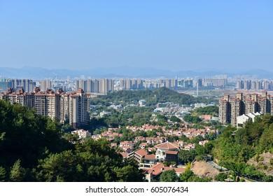 Meizhou in China