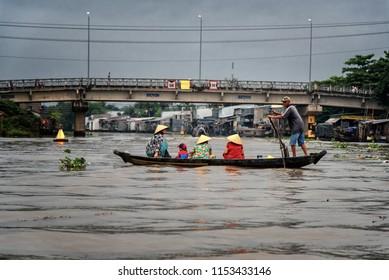 Mekong Vietnam Images, Stock Photos & Vectors   Shutterstock