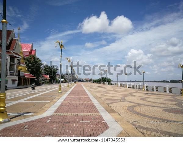 Mekong River Walk