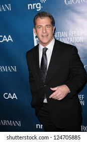 "Mel Gibson at the 2nd Annual Sean Penn & Friends ""Help Haiti Home,"" Montage Hotel, Los Angeles, CA 01-12-13"