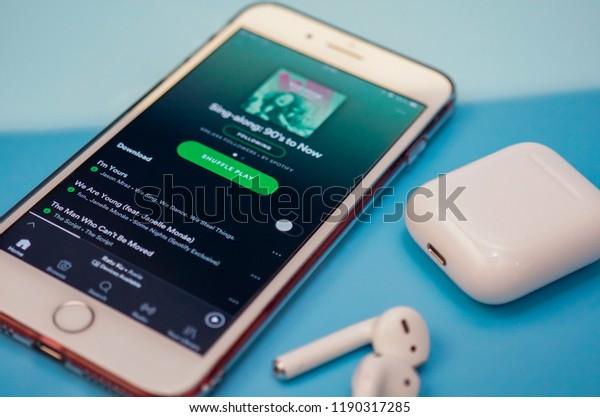 Melaka Malaysia Circa September 2018 Iphone Stock Photo (Edit Now