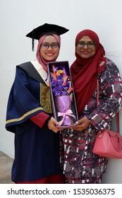 Melaka. Malaysia. october 2019. Convocation ceremony
