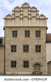 The Melanchthonhaus is a writer's house museum in the German town of Lutherstadt Wittenberg. It is a Renaissance building. It is built in the 15th century. Melanchthon was a Lutheran, friend of Luther