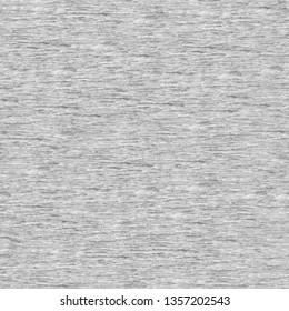 Melange seamless fabric texture.  Gray heather fabric seamless pattern. Real grey knitted fabric.