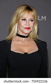 Melanie Griffith at the 2017 LACMA Art + Film Gala held at the LACMA in Los Angeles, USA on November 4, 2017.