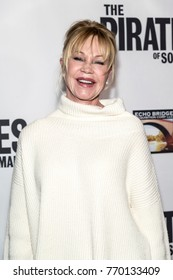 """Melanie Griffith attends  LA Premiere of """"The Pirates Of Somalia"""" at Grauman's Chinese Theatre,Los Angeles,  California on December 6 2017"""