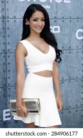 Melanie iglesias images stock photos vectors shutterstock melanie iglesias at the 2015 spike tvs guys choice awards held at the sony pictures studios voltagebd Choice Image