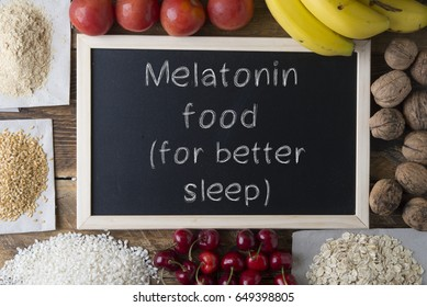 Melatonin food