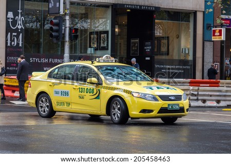 taxi service commission