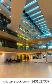 Melbourne, Australia - June 7, 2019: The Royal Children's Hospital is a public paediatric hospital in Parkville. The rebuilt hospital opened in 2011.
