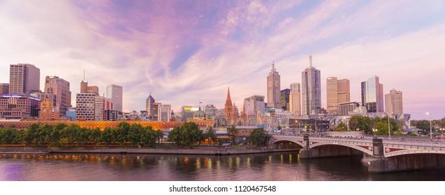 Melbourne Australia Victoria
