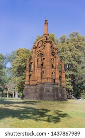 Melbourne, Australia - Victorian Mounted Rifles Memorial, commemorates comrades of 5th Contingent