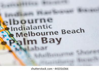 Melbourne Beach. Florida. USA