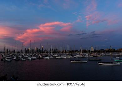 Melbourne City, St. Kilda Pier
