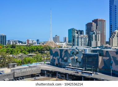 Melbourne & Federation Square (CBD)