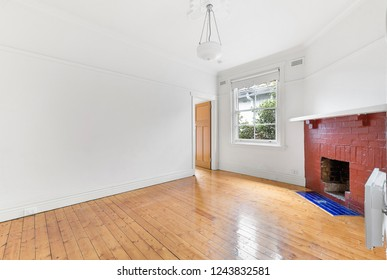 Melbourne, Victoria / Australia - November 29 2018: New Unfurnished Apartment