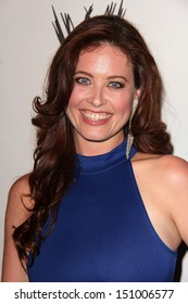 Melissa Archer at Superstars for Hope honoring Make-A-Wish, Beverly Hills Hotel, Beverly Hills, CA 08-15-13