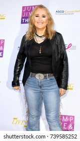 "Melissa Etheridge arrives aat the taping of ""Jump, Jive & Thrive"" on Oct. 8, 2017 at UCLA's Pauley Pavilion in Los Angeles, CA."