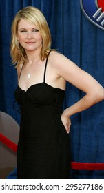 "Melissa Joan Hart attends the World Premiere of ""Meet The Robinsons"" held at the El Capitan Theater in Hollywood, California on March 25, 2007."