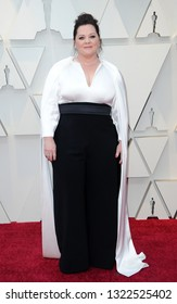 Melissa McCarthy at the 91st Annual Academy Awards held at the Hollywood and Highland in Los Angeles, USA on February 24, 2019.