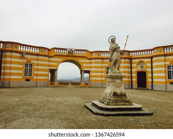 Melk Abbey in Melk, Austria