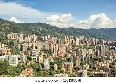 melledin colombia city favela district 13