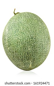 melon isolated on a white background