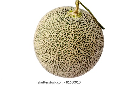 Melon from Japan in isolation