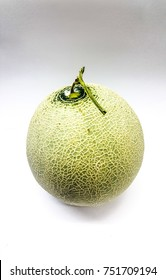 A melon is sweet edible and fleshy fruit.