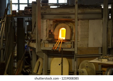 Melting furnace for glass Manu factor