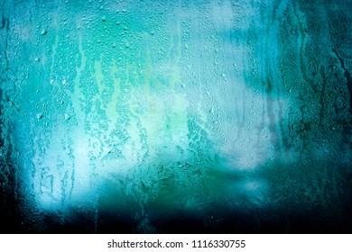 melting ice background