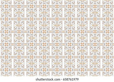 Melting seamless colorful pattern for textile, ceramic tiles and design