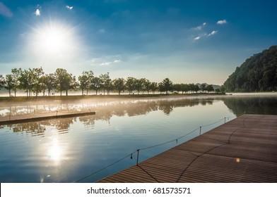 Melton Hill Lake, Oak Ridge, TN