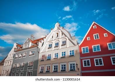 Memmingen is a town in Swabia, Bavaria, Germany