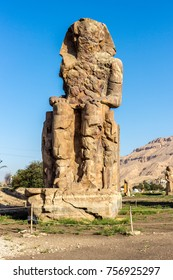 Memnon Kolosse in Ägypten