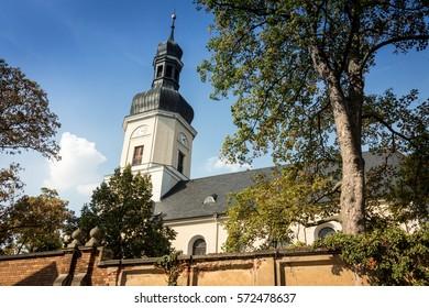 Memorial Church of Leipzig Schönefeld