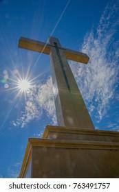 Memorial Cross Mount Macedon