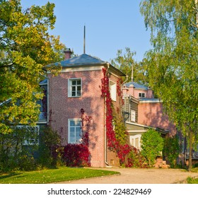 "Memorial estate ""Manor Muranovo"" of the name of F. I. Tyutchev. Moscow region, Russia"