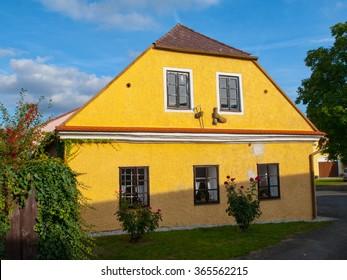 Memorial house of Jan Sladky Kozina - Shutterstock ID 365562215