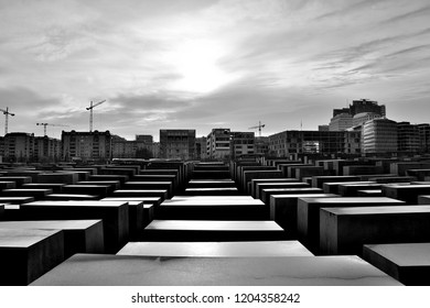 The Memorial to the Murdered Jews of Europe, also known as the Holocaust Memorial is a memorial in Berlin to the Jewish victims of the Holocaust, designed by architect Peter Eisenman and engineer Buro
