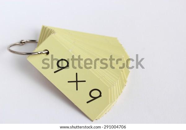 Memorization card