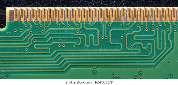 memory busy lanes for a fast computer system