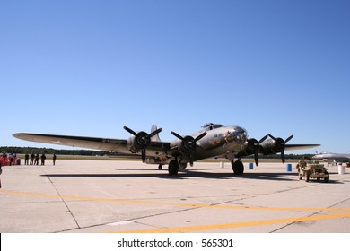 """Memphis Belle"" B-17 Flying Fortress"