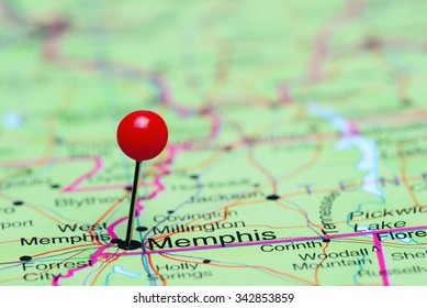 memphis on a map Memphis Pin On Map Images Stock Photos Vectors Shutterstock memphis on a map