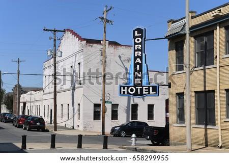 Memphis Tn Usa June 9 2017 Stock Photo Edit Now 658299955