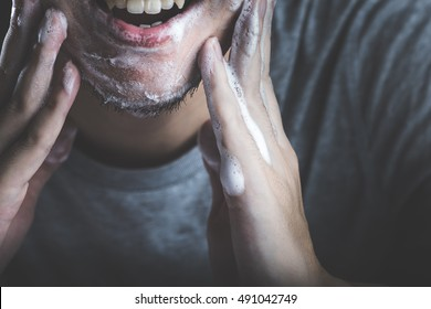 Men cleansing