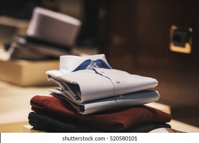 Men elegant clothing
