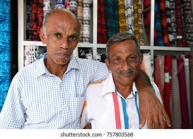 Men and friendship in Sri Lanka