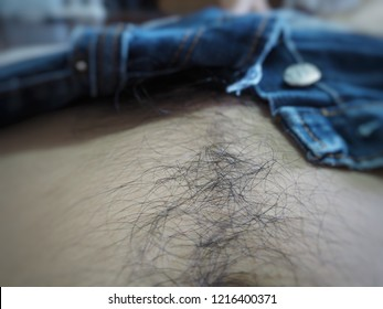 Men have a little belly hair sexy.