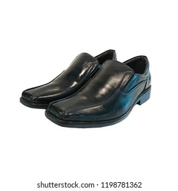 Men Loafers Black